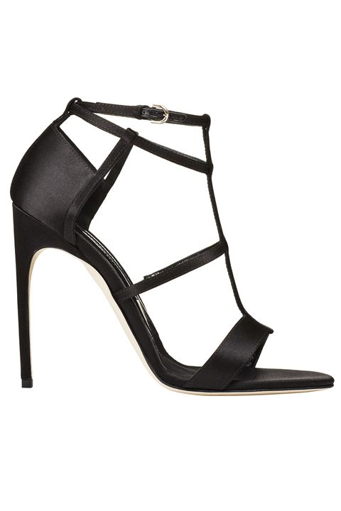 Footwear, Sandal, High heels, Shoe, Leather, Strap, Basic pump, Court shoe,