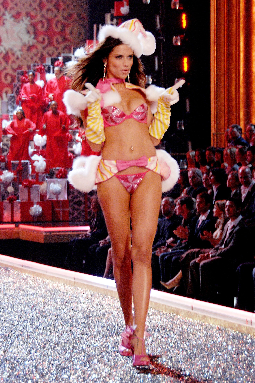 1c63170b0474 Adriana Lima Victoria's Secret Fashion Show Photos Through the Years