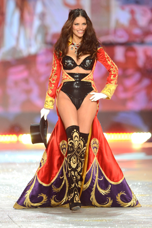 94ef748e5285 Adriana Lima Victoria s Secret Fashion Show Photos Through the Years