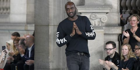 4f104c1f26aa Louis Vuitton Announces Virgil Abloh As New Menswear Designer