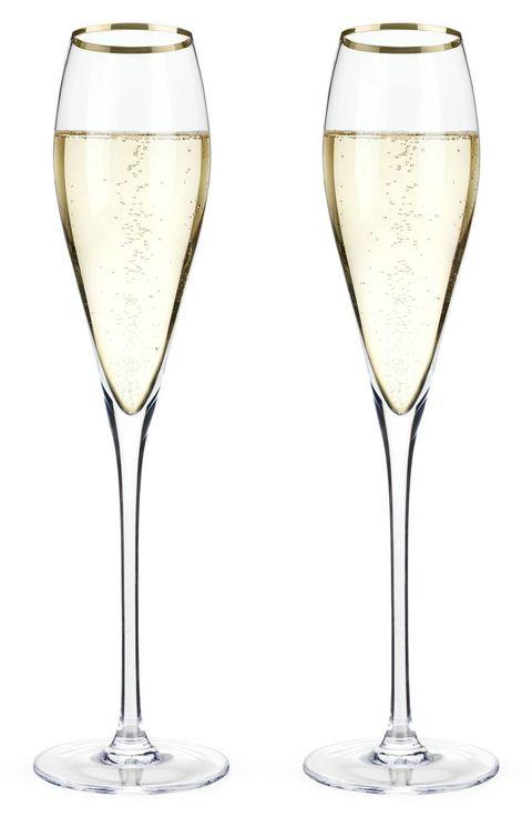 Stemware, Champagne stemware, Champagne cocktail, Drink, Drinkware, Alcoholic beverage, Champagne, Glass, Wine glass, Wine,