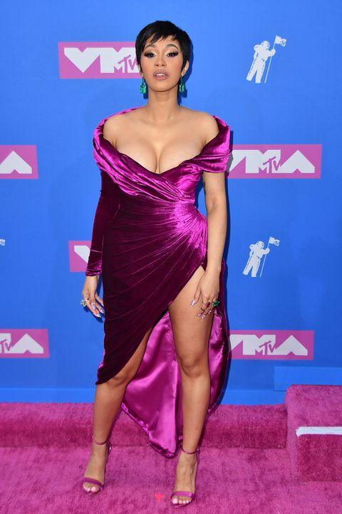 All Vmas 2018 Red Carpet Dresses Every Mtv Video Music