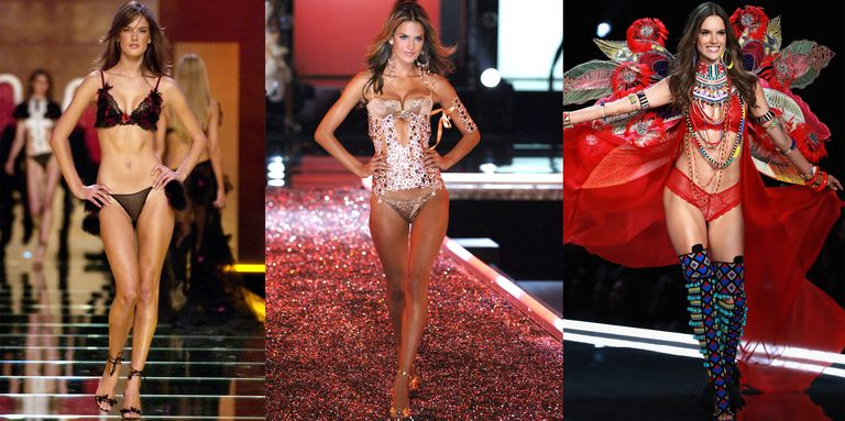 Alessandra Ambrosio S Best Victoria S Secret Fashion Show