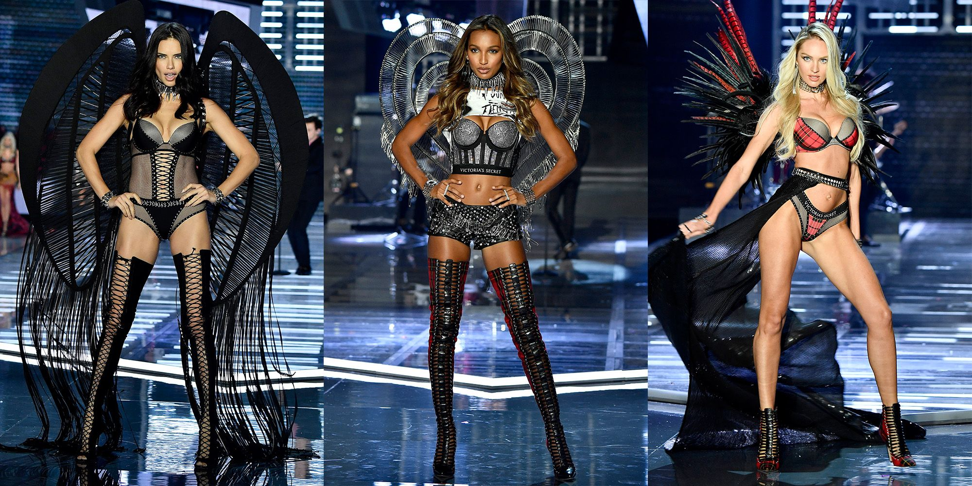 How To Make A Book Cover Out Of A Victoria S Secret Bag ~ See the full victorias secret x balmain collection every look of