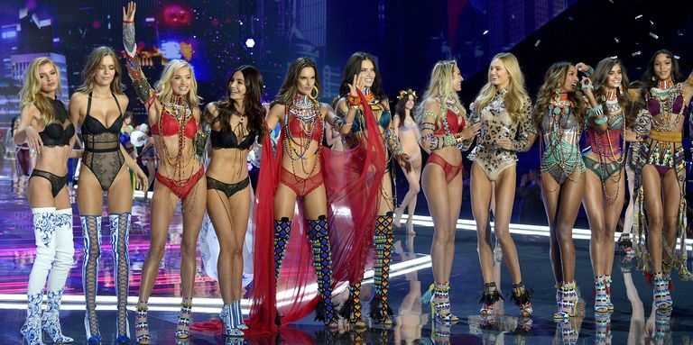Victorias Secret Fashion Shows List
