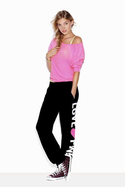60e3f4868a1da Victoria's Secret Brings Back PINK Sweatpants - VS PINK Sweatpants ...