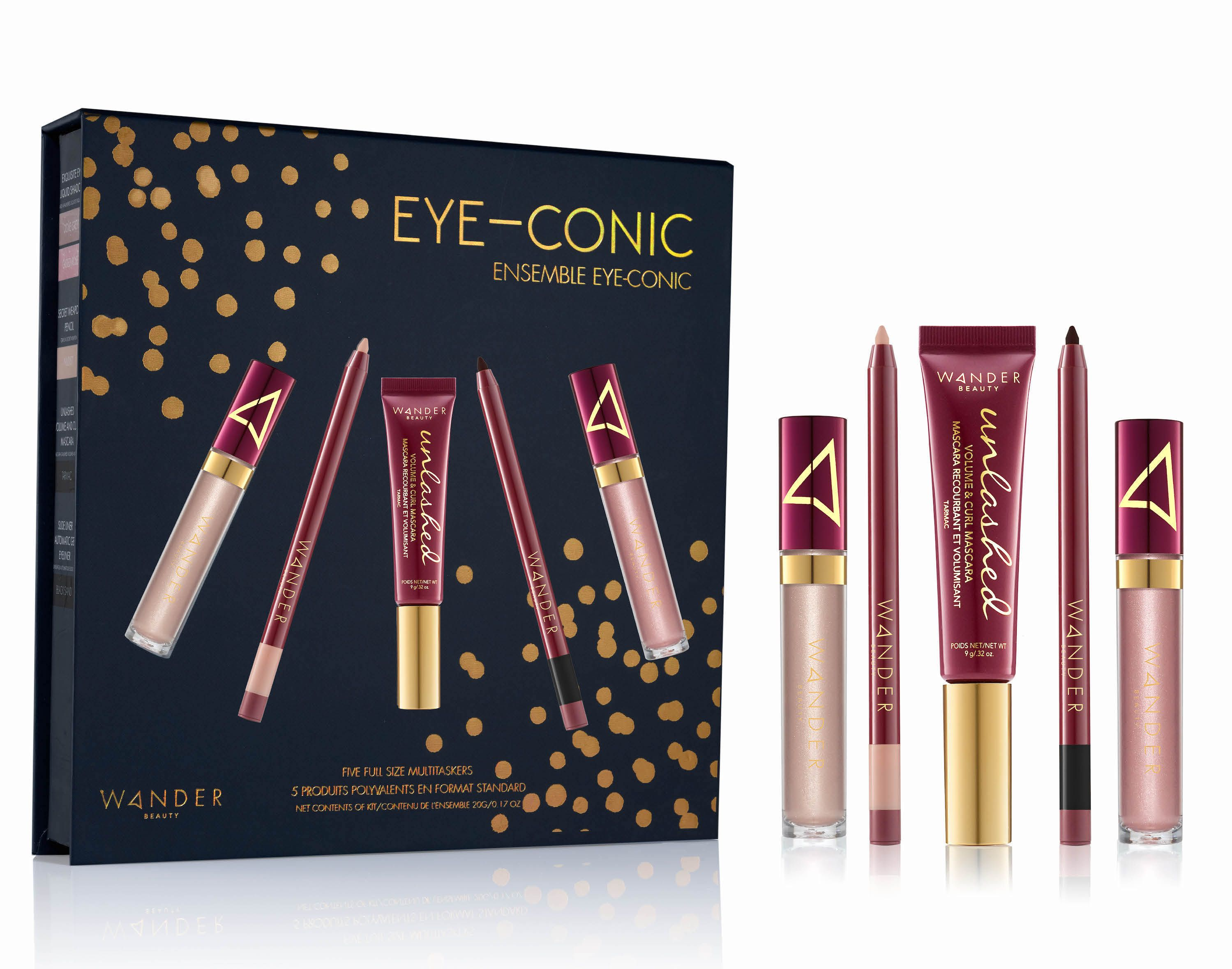 Wander Beauty Eye-Conic set