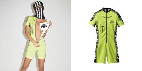 7679613ef86 Adidas x Alexander Wang Biker Look Book - Adidas Originals x ...