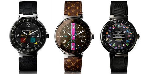 9801689c3e57 Louis Vuitton Launches A Smartwatch With Google - Louis Vuitton ...