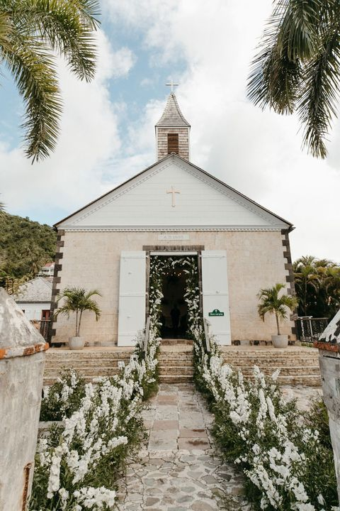 church wedding aisle ideas