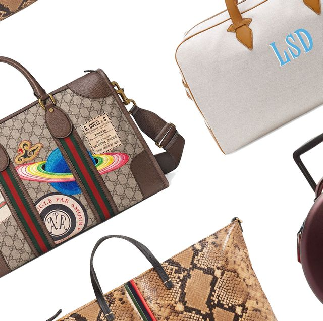 20 Best Weekender Bags For Travel Stylish Designer Weekend