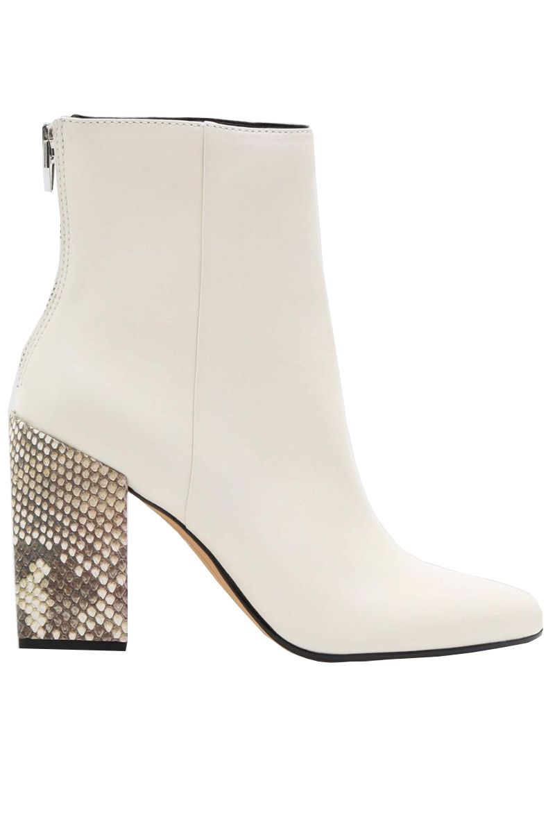 3b12d70e66e The 16 Best White Boots to Shop For Fall 2018 - White Boots for Women