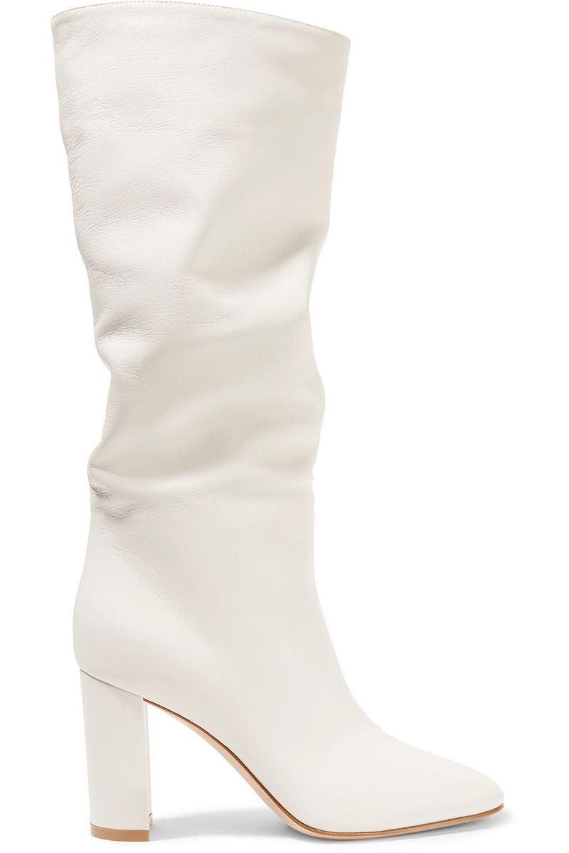 The 16 Best White Boots to Shop For Fall 2018 - White Boots for Women b61764c26203