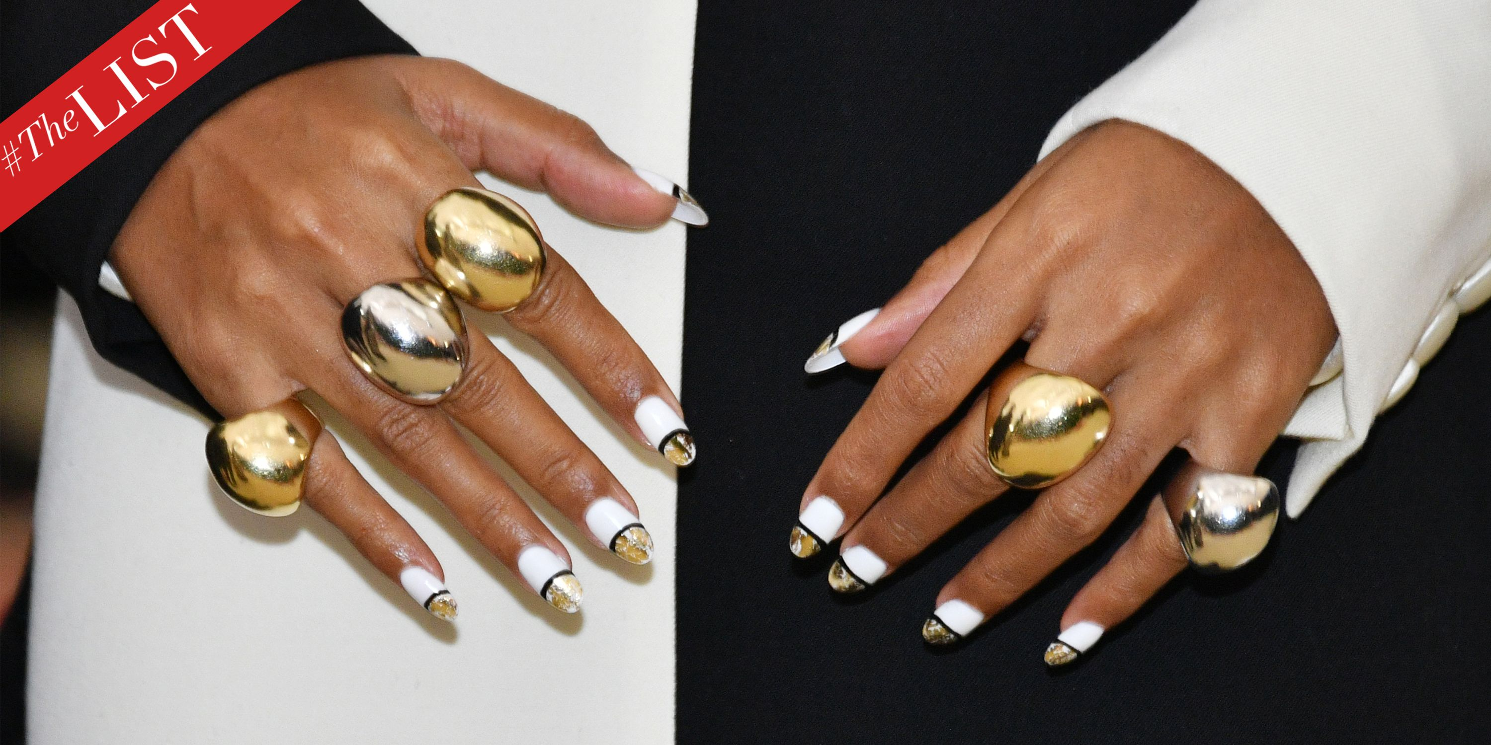 2018 Nail Polish Trends And Manicure Ideas Harper S Bazaar