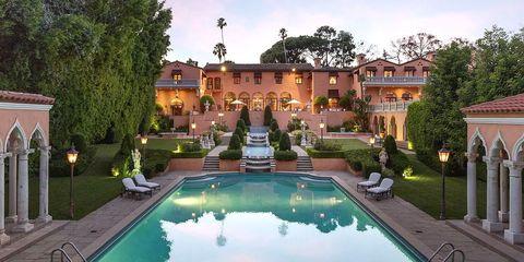 The Gorgeous Mansion Where JFK Spent His Honeymoon Is Still on the Market for $135 Million
