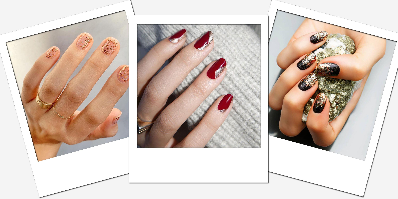15 Cute Winter Nail Designs 2018-2019 - Seasonal Nail Art Ideas