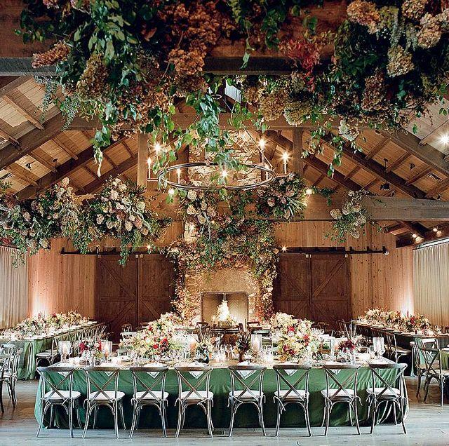 Winter Wedding Decor Ideas - Chic & Festive Winter Wedding Ideas