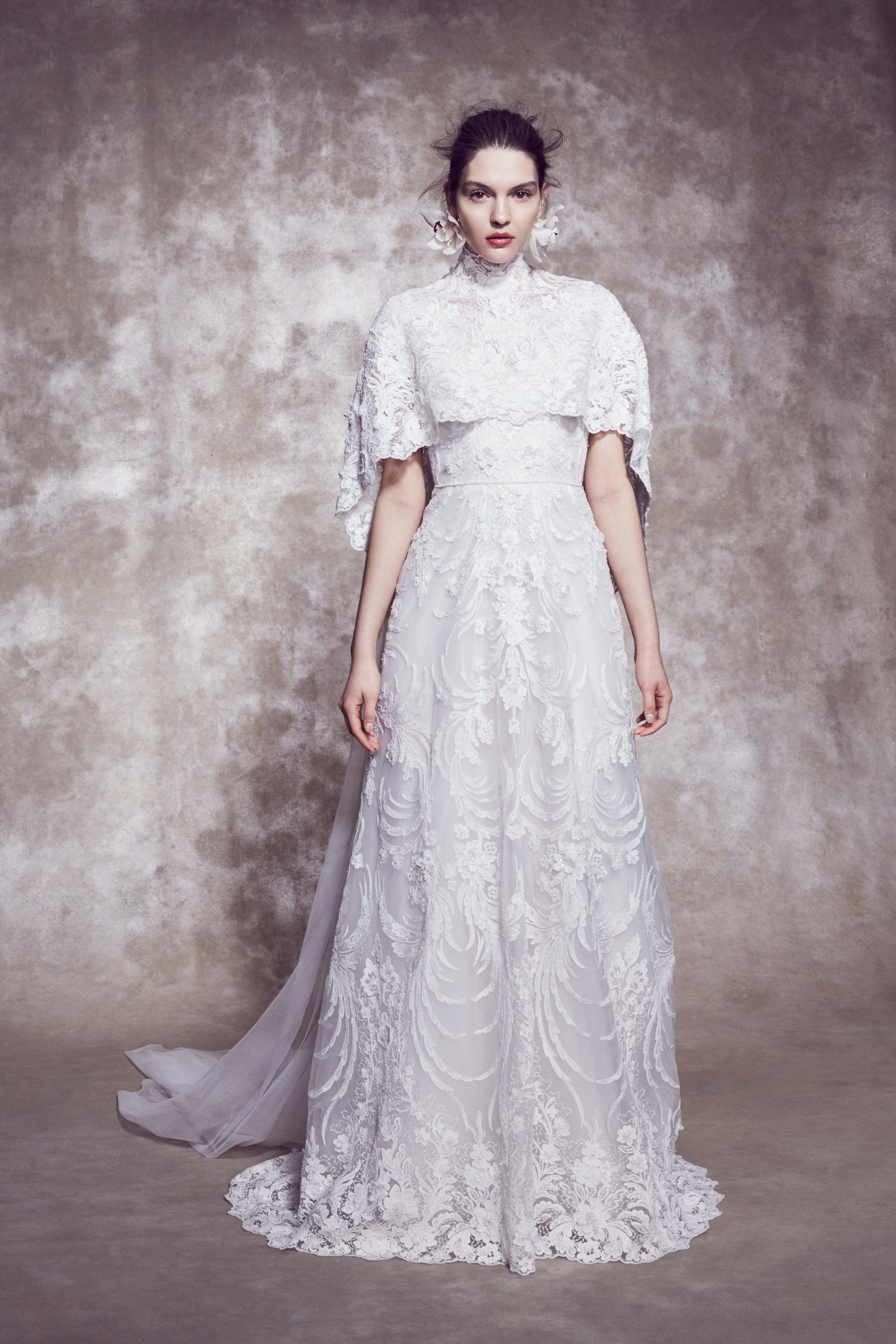 best winter wedding dresses & trends for 2020 - winter