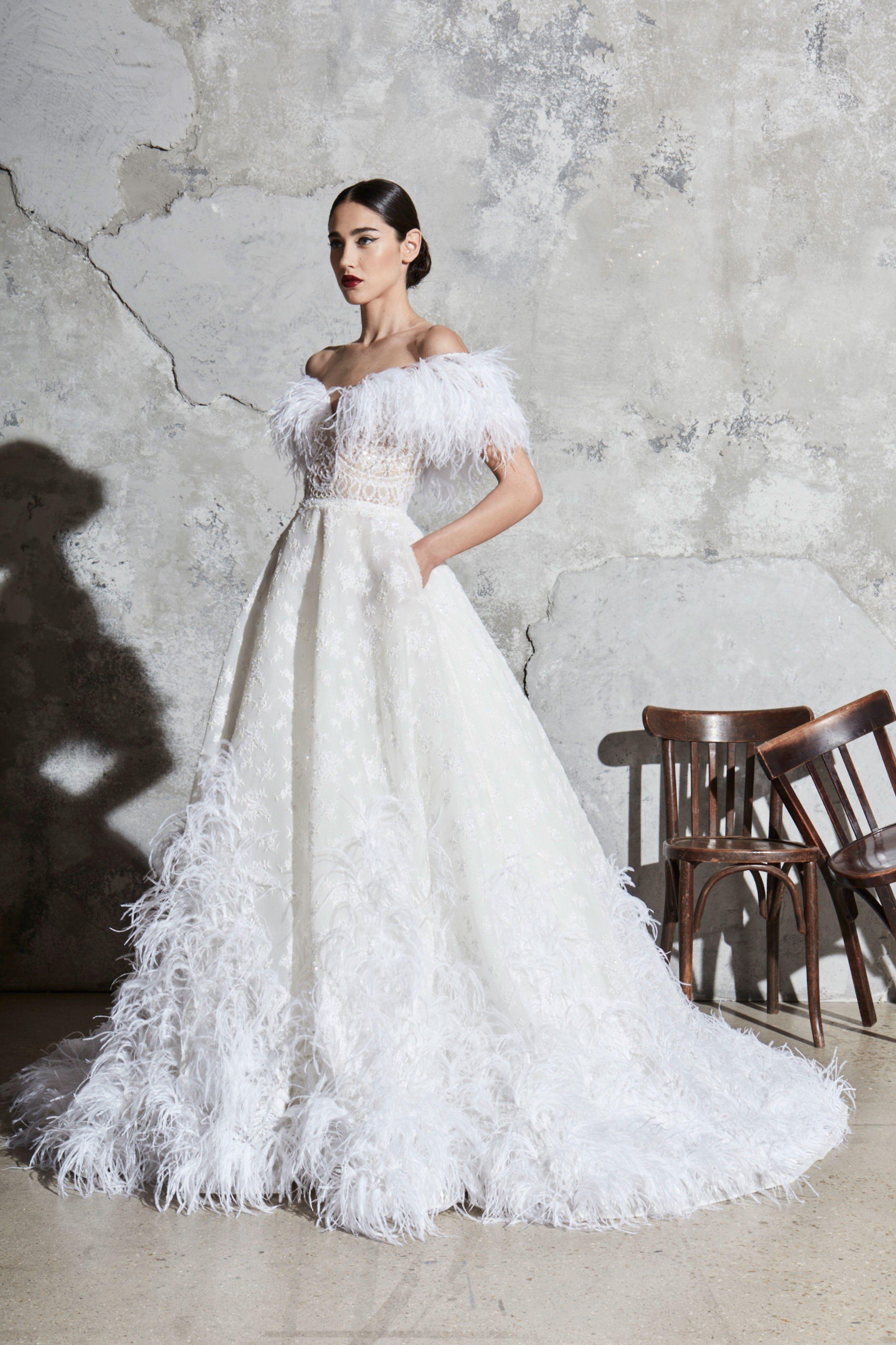 Winter Wedding Dresses 2020