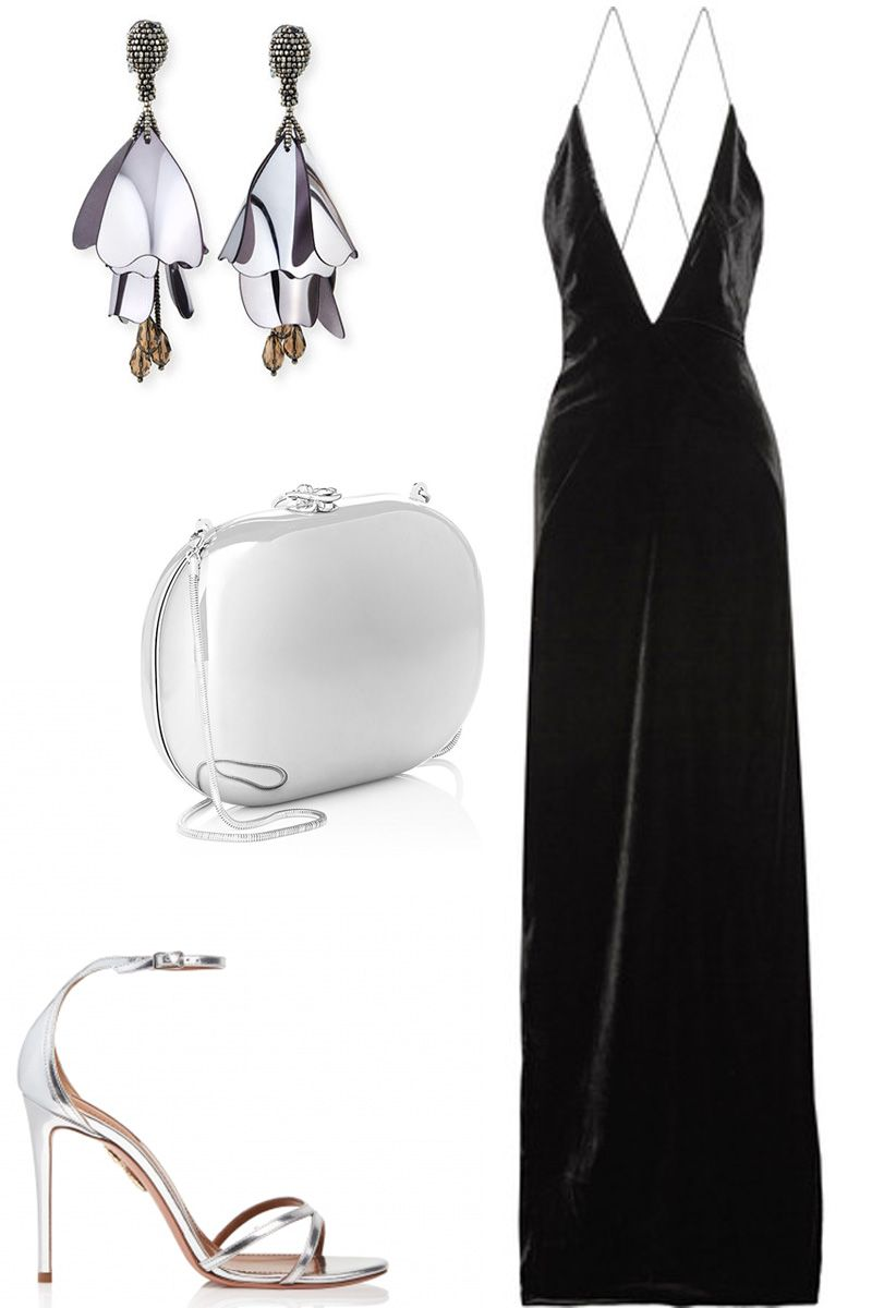 Buy 13 Best Slip Dresses to Take from Night to Day: Slip Dress Outfit Ideas picture trends