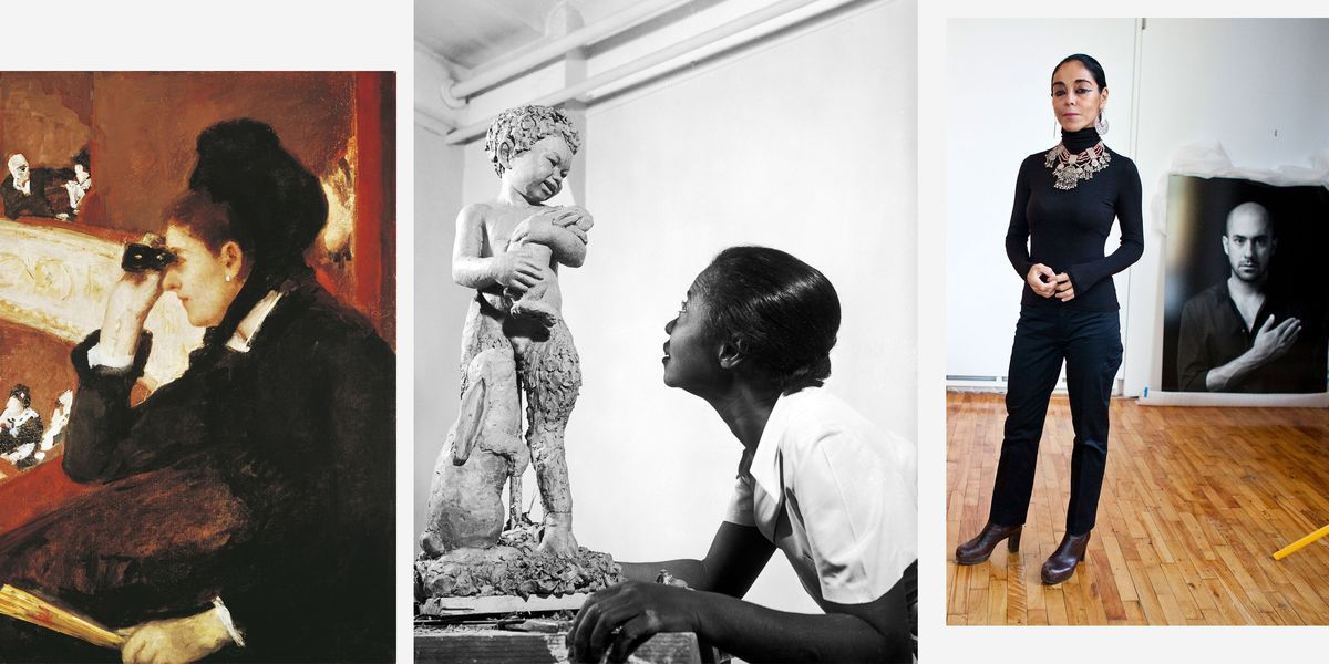 20 Best Female Artists Of All Time Most Influential Female Artists Through History
