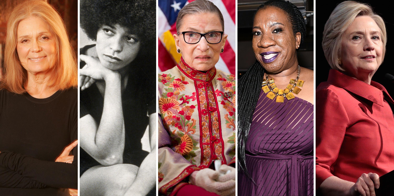 37 Inspiring Women Who Shaped Feminism