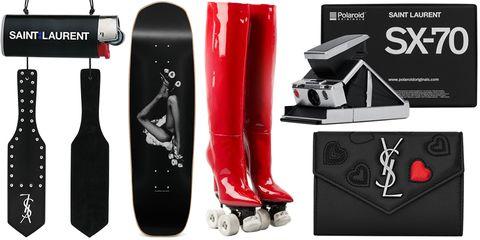 539c06477d6 Colette's Final Designer Collaboration Includes Saint Laurent Sex Toys,  Skateboards, and More