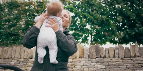 Zara Tindall S Royal Baby Makes Her First Appearance In An Ad