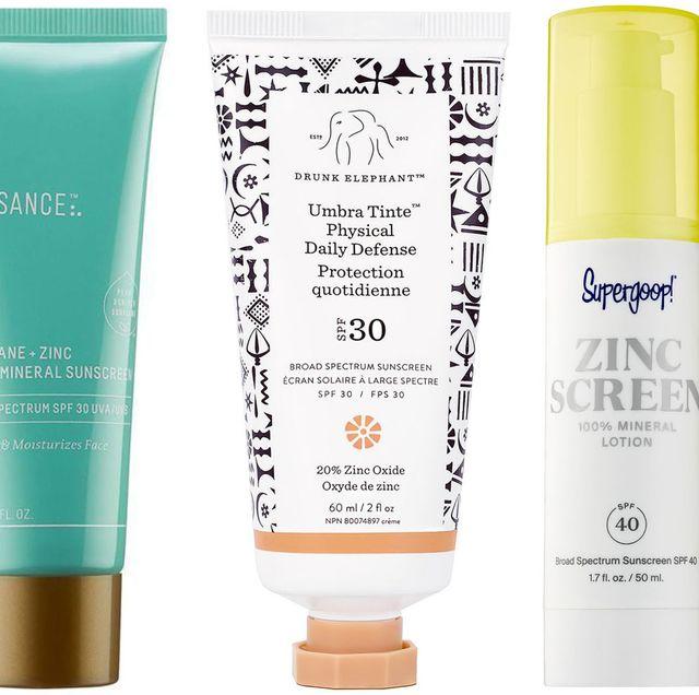 The 13 Best Zinc Oxide Sunscreens 2021