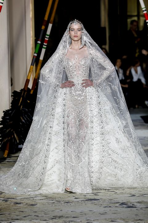 cb1eae6a4ddc The Best Bridal Looks of Spring 2018 Haute Couture - Haute Couture ...