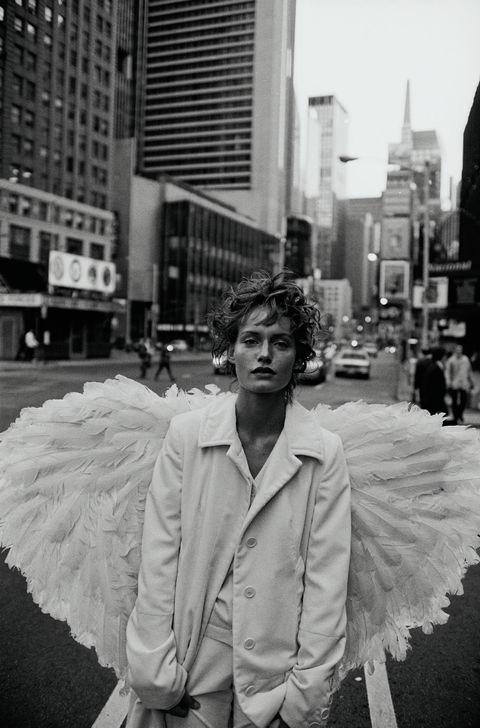White, Photograph, Black, Black-and-white, Monochrome, People, Monochrome photography, Snapshot, Urban area, Street,