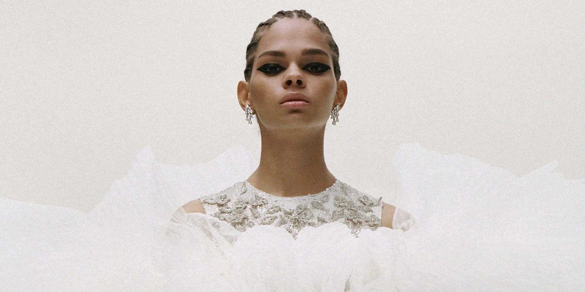 Aisle Envy: The Boldest Bridal Earrings