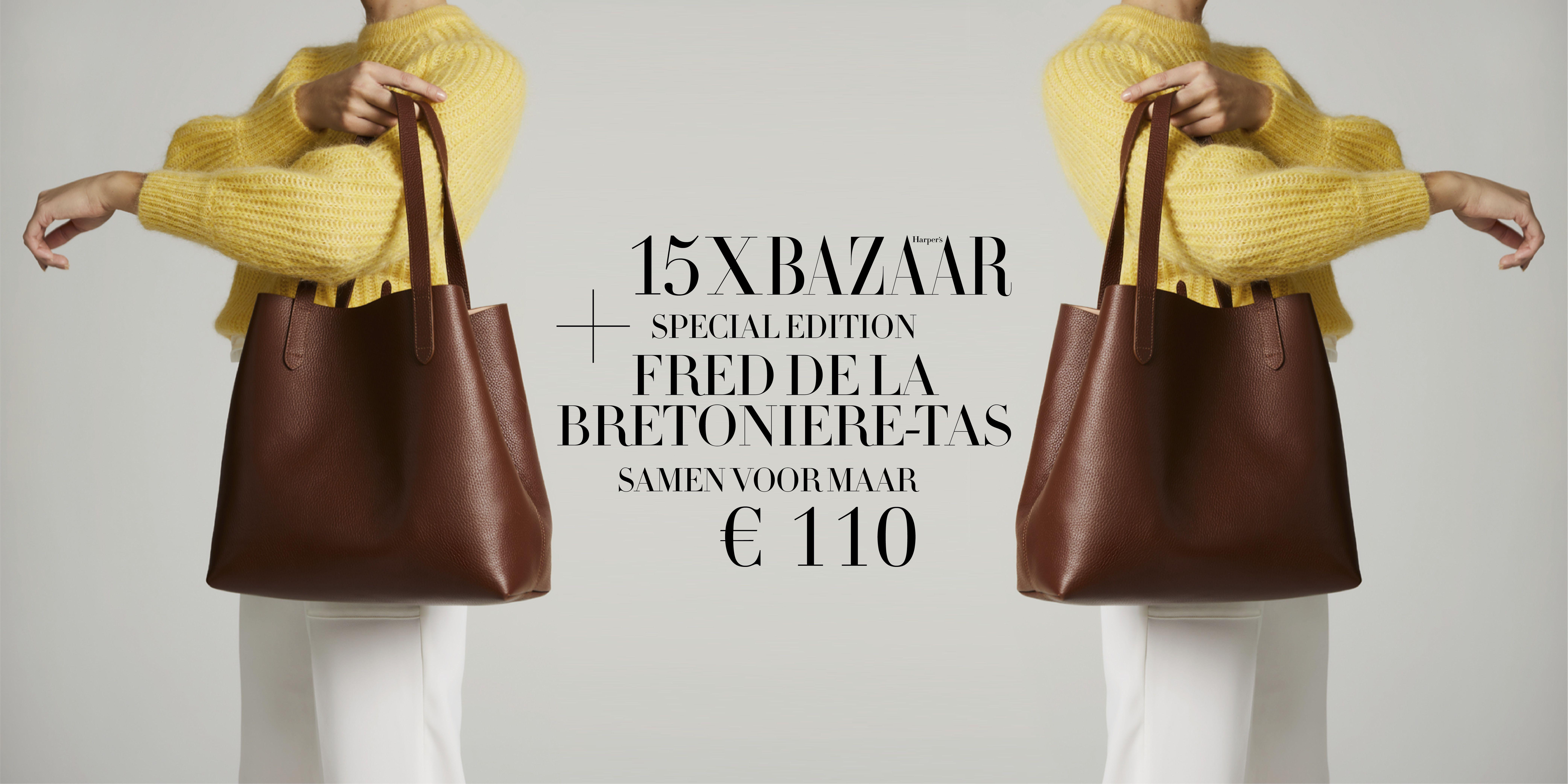 Fred de la Bretoniere, tas, cadeau