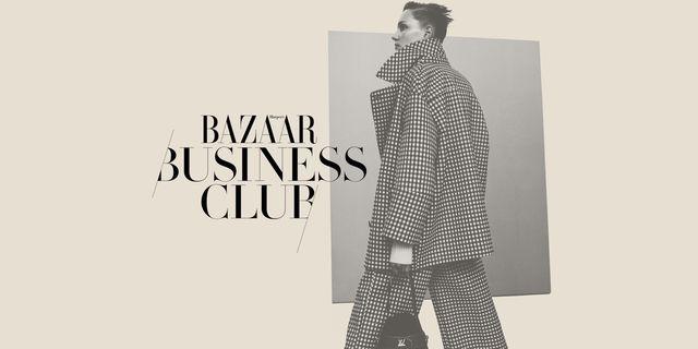 harper's bazaar business club