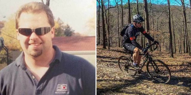 cycling weight loss tad gorske