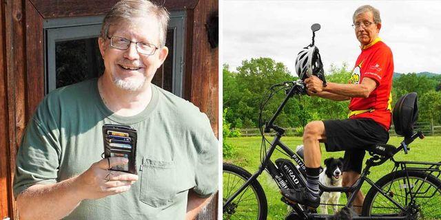 jon treffert cycling weight loss