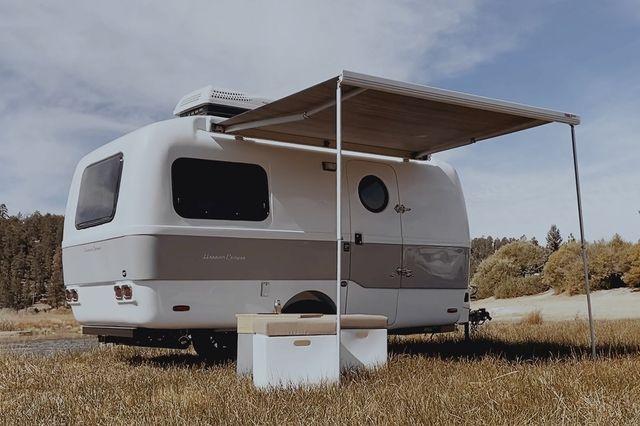 happier camper traveler