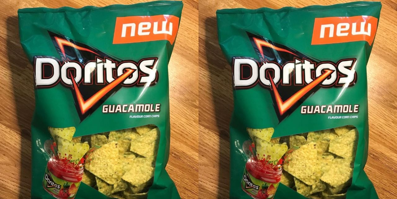 Guacamole-Flavored Doritos Exist And People Are Freaking Out
