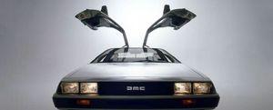 デロリアン DMC-12 DeLorean