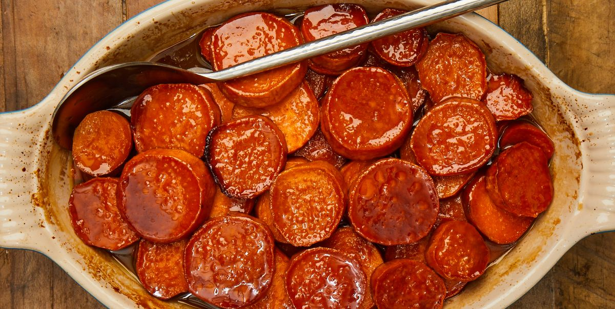 Best-Ever Candied Yams