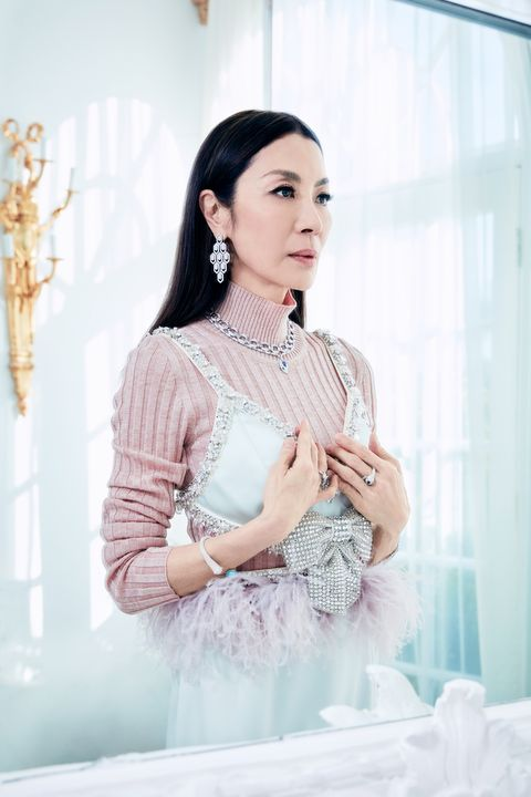 3cd149b0356 Michelle Yeoh on Crazy Rich Asians