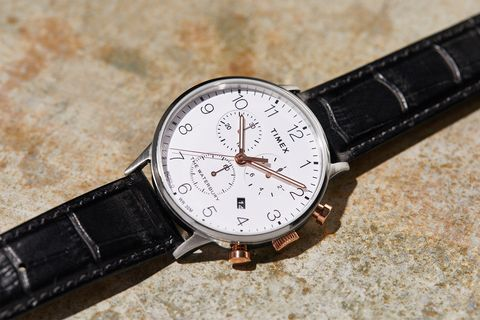 The Sleek, Stylish Watch for Guys With Champagne Taste (and a Beer Budget)