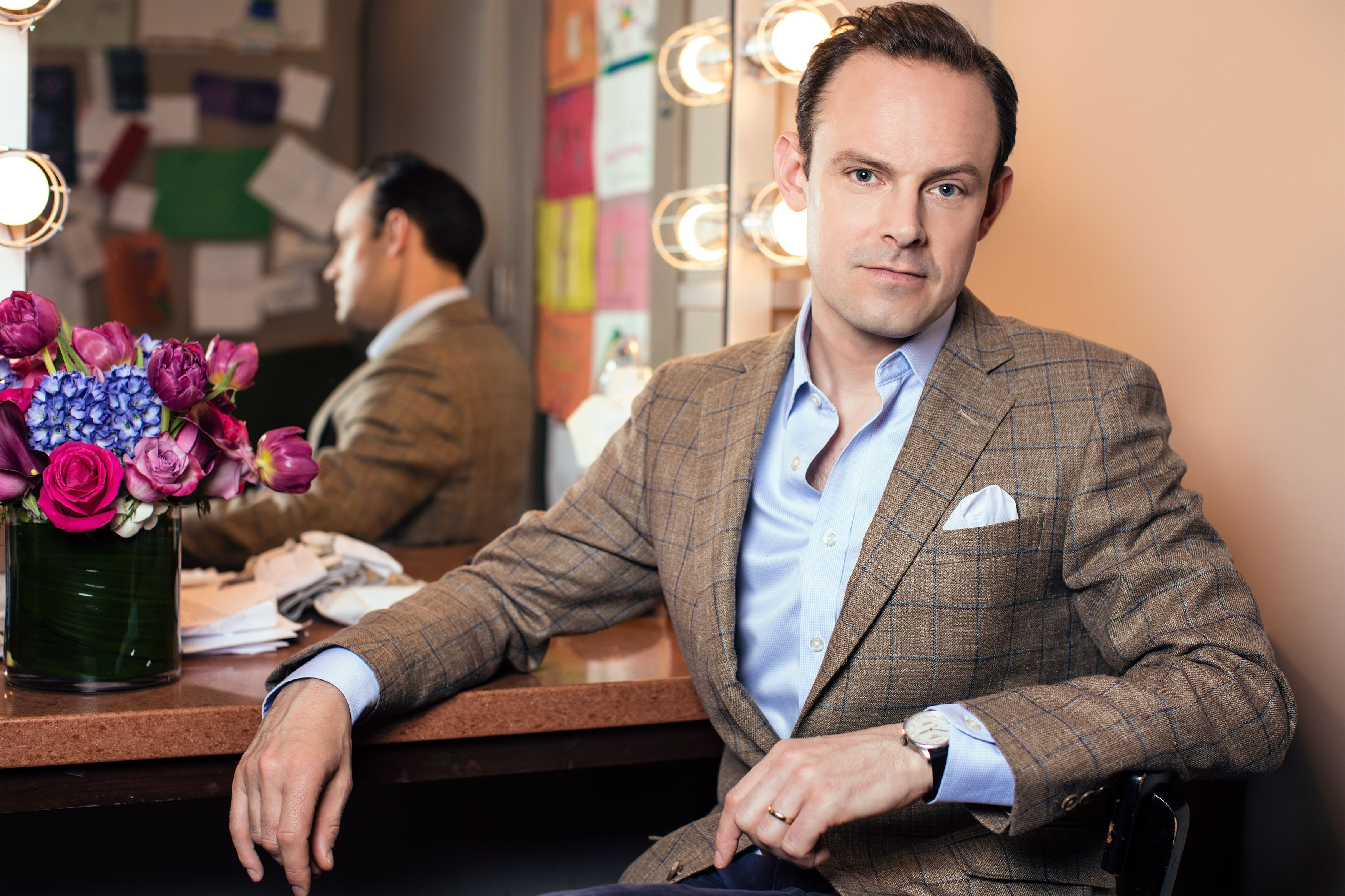 Harry Hadden Paton Interview Harry Hadden Paton On Playing Henry
