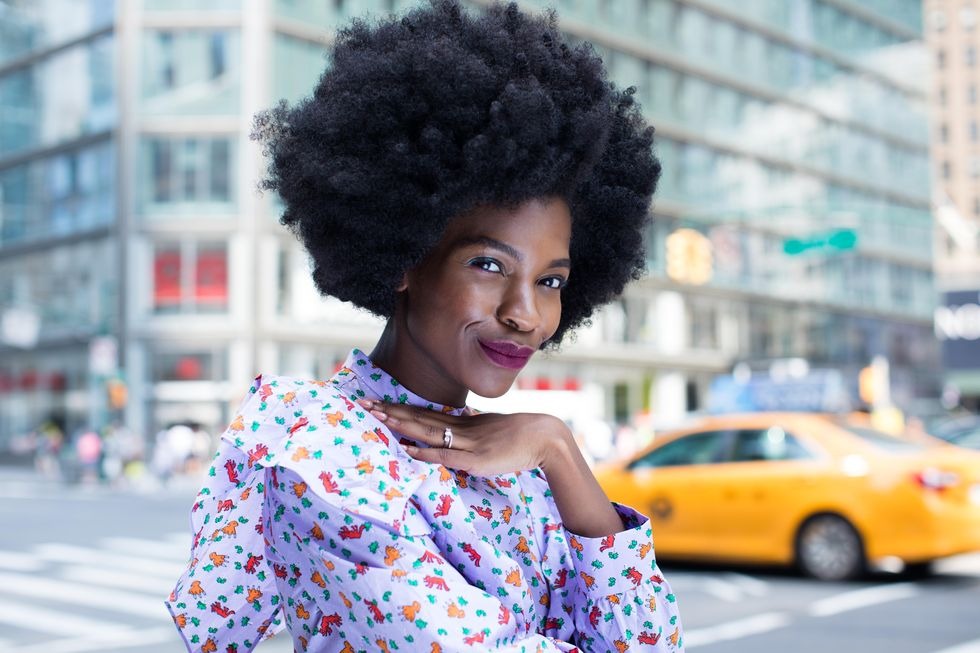 How Freddie Harrel Is Making the Natural Hair Experience Faster, Easier, and More Inclusive