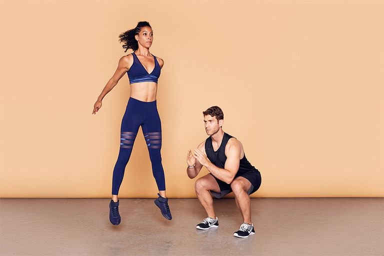 This Ultra-Fit Couple Designed A Workout To Get Your Core Insanely Strong