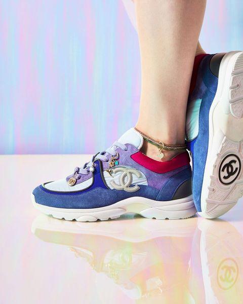 精品球鞋推薦 Chanel