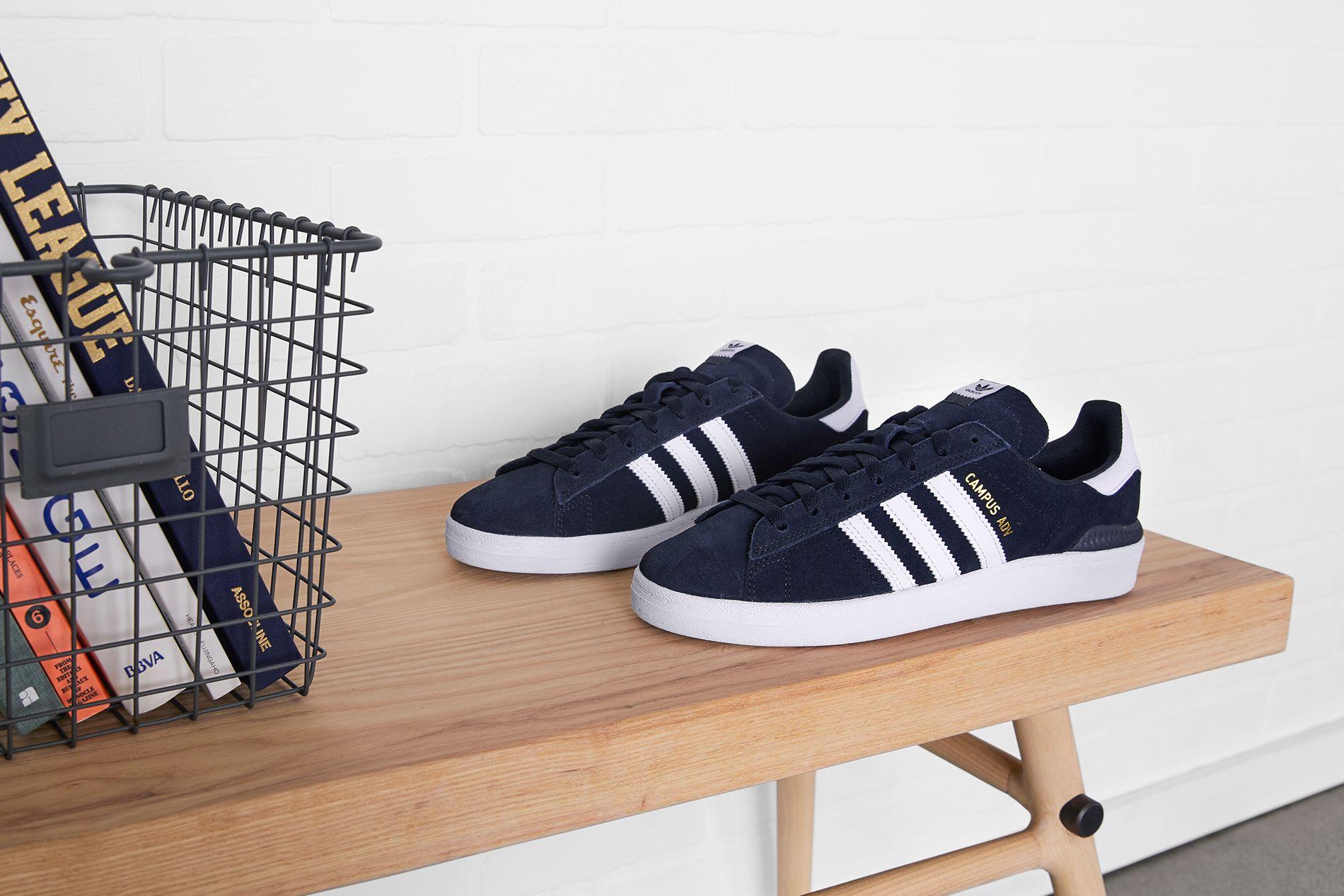 The Adidas Campus ADV Is a Modern Riff