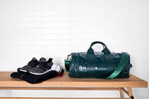 The Duffle Bag That You Can Take Everywhere. Seriously. Everywhere.