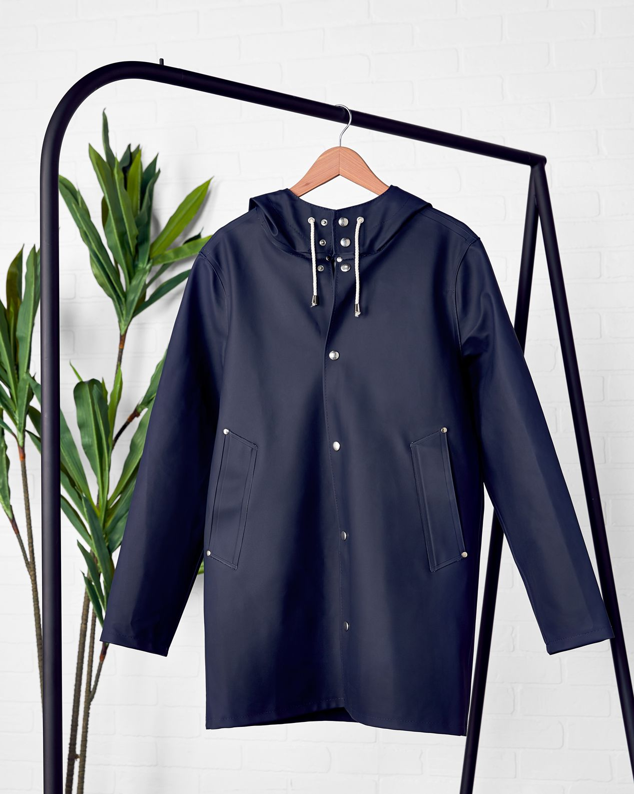 The Raincoat That Will Keep You Dry For a Lifetime