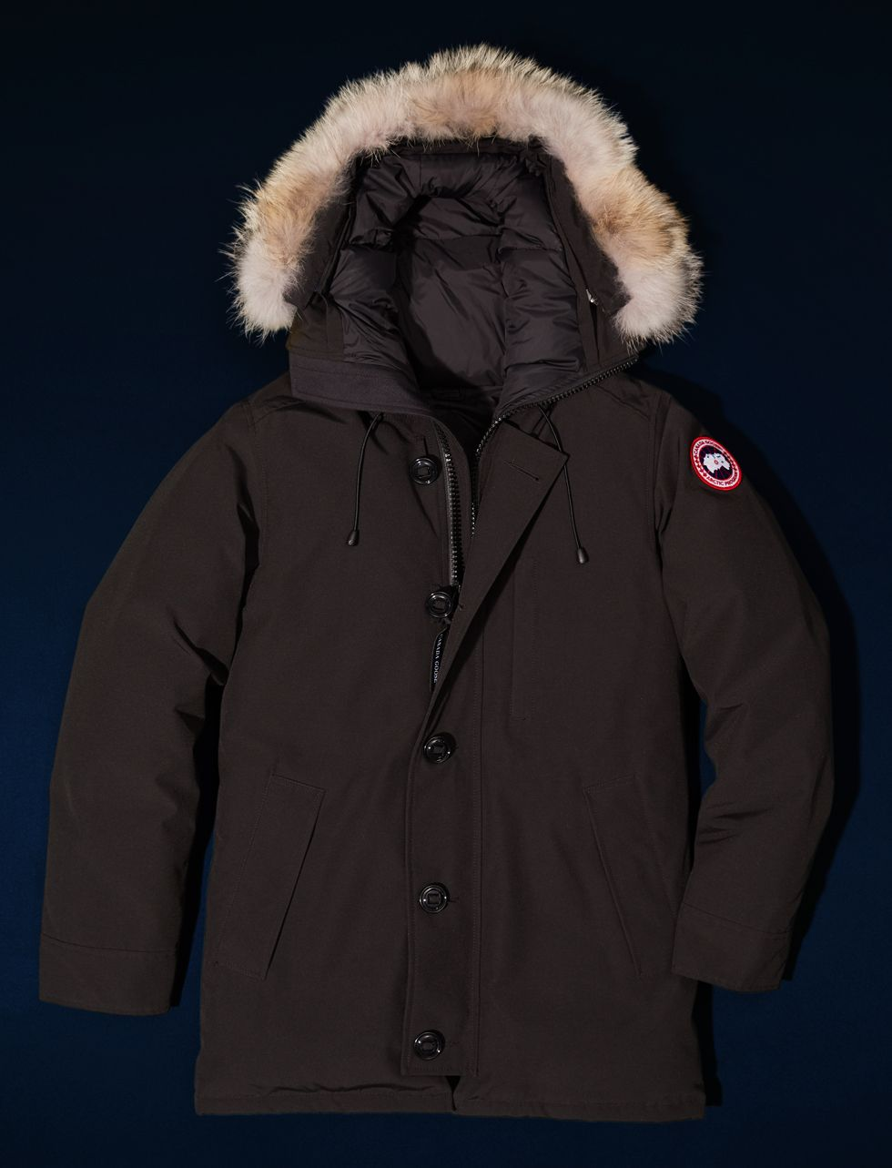 The Parka That'll Keep You Warm in (Actual) Arctic Conditions